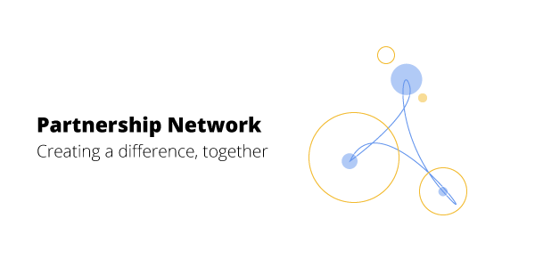 Blog graphic for partnership network page
