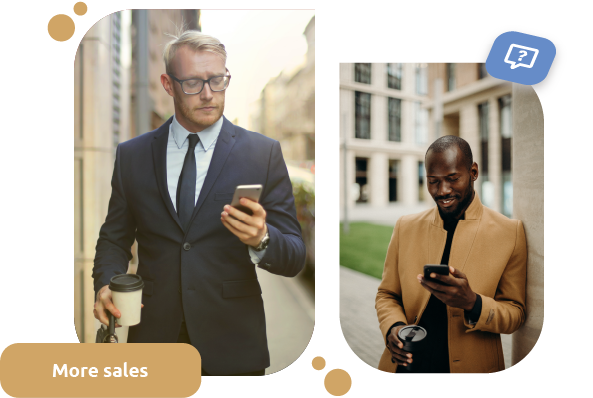 Generate more sales with Textmunication